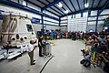 Bolden and Musk thanked the more than 150 SpaceX employees.jpg