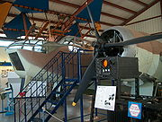 Bolingbroke Mk.IV at the British Columbia Museum of Flight, Victoria, British Columbia