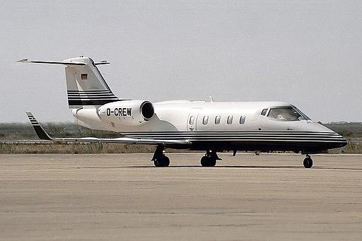 Bombardier Learjet 55, Private JP7768547