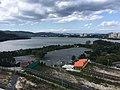 Bomun Lake from Gyeongju World.jpg