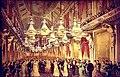 Bonamore, Antonio (1845-1907) - Le feste a Milano per l'imperatore Guglielmo I (17 ott 1875) - Il ballo di Corte - Da Ill.ne Italiana.jpg