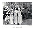 Bordeaux fête-des-vendanges Bacchus triomphant (Mlles Badet, Popinet, Lovati, Greppi).jpg