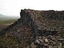 Borgarvirki fortifications Iceland.JPG