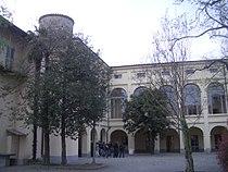 Borgofranco Ivrea Palazzo Marini.JPG