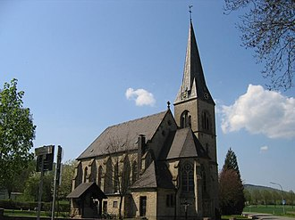 Willebadessen - Church of Saint Mary Help of the Christians