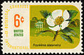 Botanical Congress Franklinia 6c 1969 issue U.S. stamp.jpg