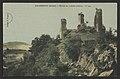Bourdeaux (Drôme) - Ruines de l'ancien château - 1re vue (34062889220).jpg