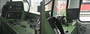 DR Class VT 2.09 -  Cab of 772 342