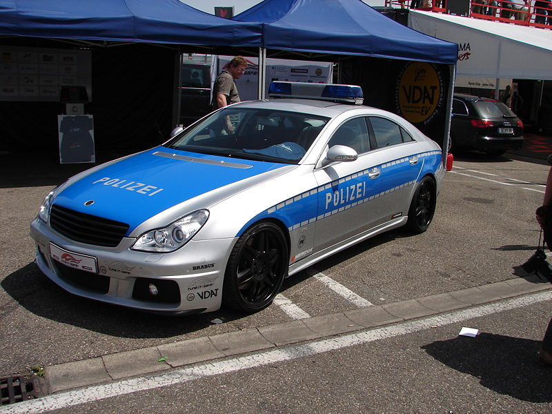 File:Brabus Rocket Polizei.jpg