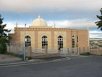 Al Mahdi Mosque, Bradford - Al Mahdi Mosque in Bradford