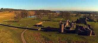 Bradgate Park - The Bradgate ruins