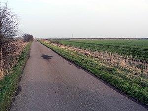 Fiskerton, Lincolnshire - Branston Fen - North causeway