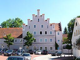 Der Brauereigasthof Marktstraße 19 in Rottenburg an der Laaber
