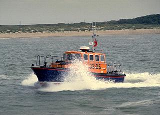 <i>Brede</i>-class lifeboat
