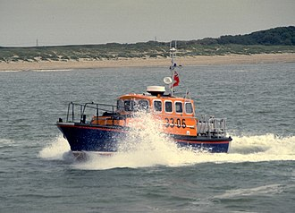Brede-class lifeboat - Image: Brede class lifeboat