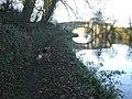 Bridge no. 27, Lancaster Canal - geograph.org.uk - 1008199.jpg