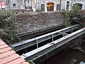 Bridge over a leat by Exeter Quay (4).JPG