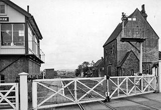 Brigham railway station Disused railway station in Cumbria, England