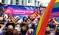 Brighton Pride Parade - Rainbow Flag (9444930672).jpg