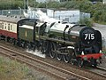Britannia at Severn Tunnel Junction, September 2012.jpg