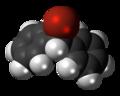 Bromodiphenylmethane 3D spacefill.png