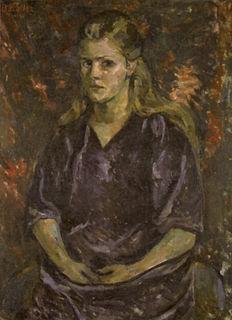 Anna Mahler Austrian sculptor