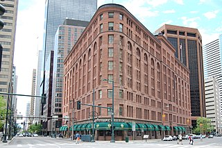 Brown Palace Hotel (Denver) United States historic place