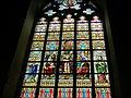 Brugge, Kathedraal Sint-Salvator (glasraam).JPG