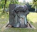 Brunnen Bismarckplatz 1 (Grune) Brunnen.jpg