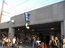 Brussel - Station Kapellekerk.jpg