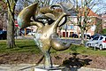 Brussels, Sculpture - Le Folklore - 2018 P1010071.jpg