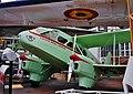 Bruxelles Musée Royal de l'Armée Flugzeug 09.jpg