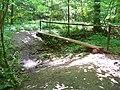 Bubovický potok, mezi vodopády a Kubrychtovou boudou.jpg
