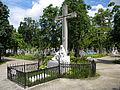 Bucuresti, Romania, Cimitirul Bellu Catolic, (Mormantul necunoscut) (2)(B-IV-a-B-20118).JPG