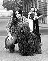 Budapest 1974, nők, puli - Fortepan 18257.jpg