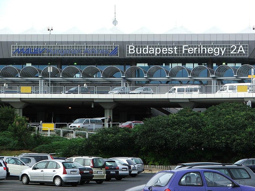 Budapest Ferihegy 2A LHBP