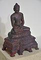Buddha - Bronze - Pala Period Circa 9th-10th Century AD - Nalanda - Archaeological Museum - Nalanda - Bihar - Indian Buddhist Art - Exhibition - Indian Museum - Kolkata 2012-12-21 2323.JPG
