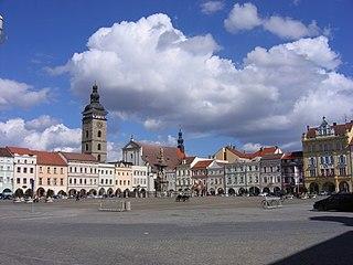 České Budějovice District District in South Bohemian, Czech Republic