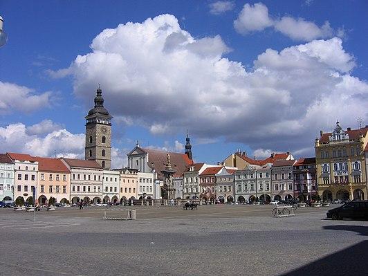 České Budějovice District
