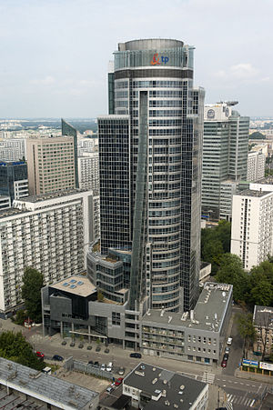 Spektrum (building) - Spektrum Tower