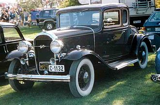 Buick Super - 1932 Series 50 coupe