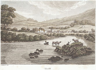 Builth Wells - Builth, 1797