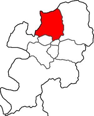 Buk District, Daegu - Image: Buk gu DAEGU