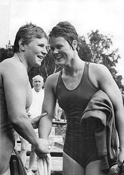 Bundesarchiv Bild 183-A0715-0001-005, Petra Noack, Heidi Pechstein