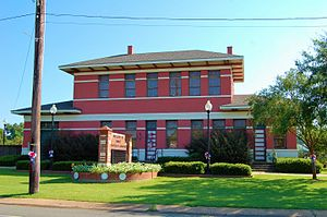 Texas and Pacific Railroad Depot (Bunkie, Louisiana)