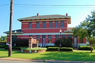 Avoyelles Parish, Louisiana - Image: Bunkie TX & Pac. RR