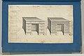 Bureau Tables, from Chippendale Drawings, Vol. II MET DP-14176-068.jpg