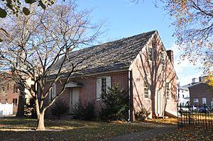 Quaker School (Burlington) - Image: Burlington NJ Quaker School