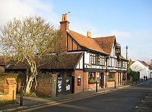 Burnham, Buckinghamshire - The Old Five Bells