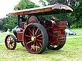 Burrell Road Locomotive, Cirencester Park, Gloucestershire - geograph.org.uk - 2492243.jpg
